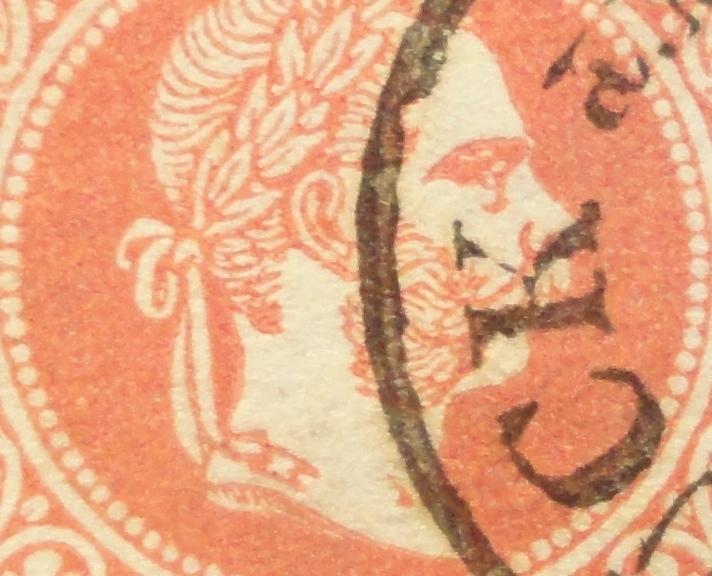 Freimarken-Ausgabe 1867 : Kopfbildnis Kaiser Franz Joseph I - Seite 8 Dsc03013