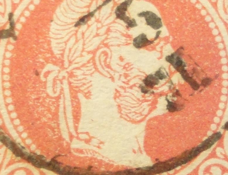 Freimarken-Ausgabe 1867 : Kopfbildnis Kaiser Franz Joseph I - Seite 8 Dsc03014