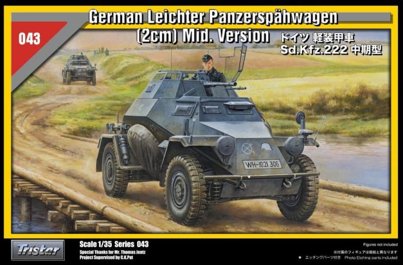 sdkfz - Sdkfz 222 35040310