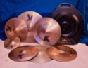 TONS of miscellaneous music / drum gear for sale! Cymbal10