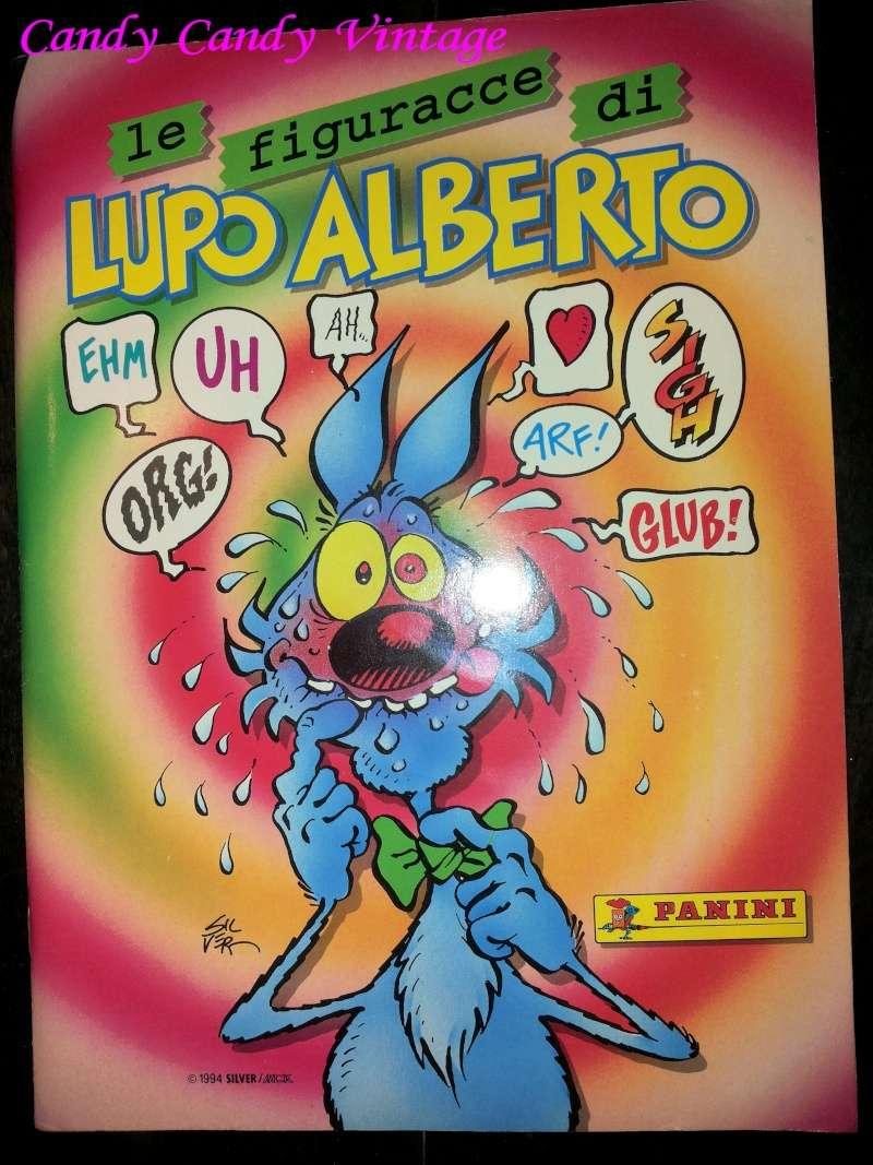 [VENDO] Lupo Alberto album di figurine Vintage Panini 1994 NUOVO 20140913