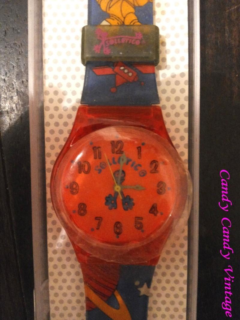 [VENDO] SOLLETICO 1997 Rai tv UPIM orologio NUOVO perfetto in box 20140921
