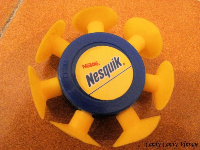 [VENDO] Sorpresina Nesquik 1990 con ventose 20140928