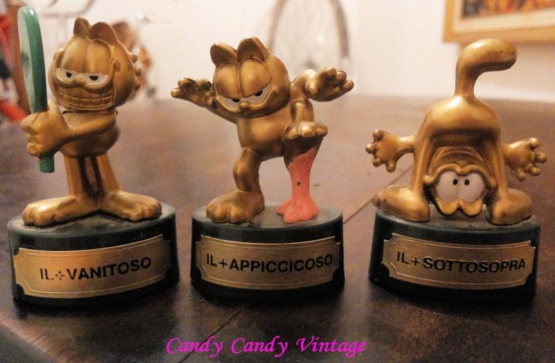 [VENDO] Garfield sorpresine Ferrero 1999 20140931
