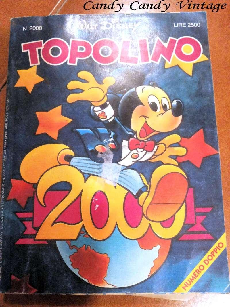 [VENDO] Fumetto TOPOLINO 2000 speciale doppio marzo 1994 ed. limitata 20141010
