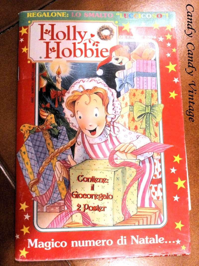 [VENDO] Holly hobbie giornalino dicembre 1996 vintage raro 20141013