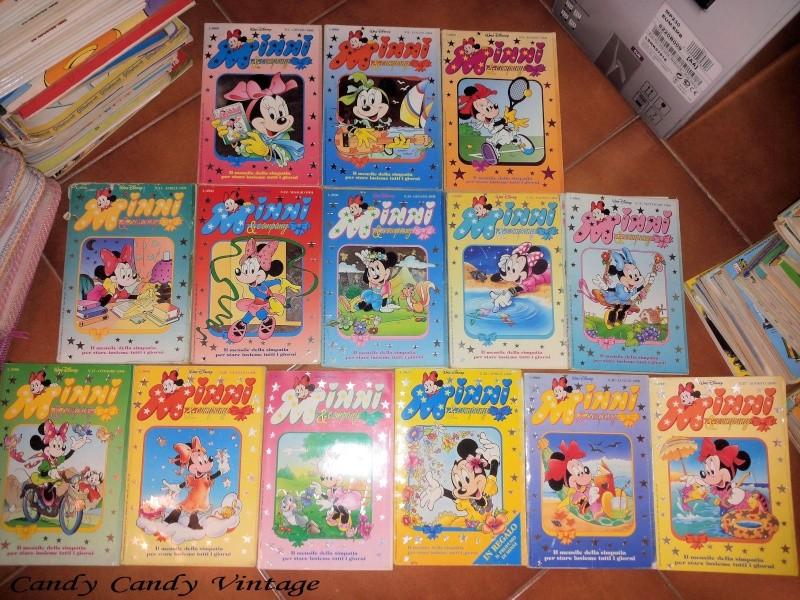 [VENDO] Lotto divisibile Minni and Company giornalino fumetto 1992 20141015
