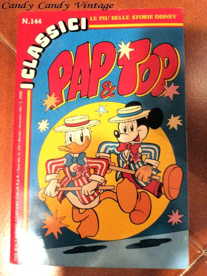 [VENDO] Fumetto albo I Classici Paperino e Topolino Disney 1988 20141018