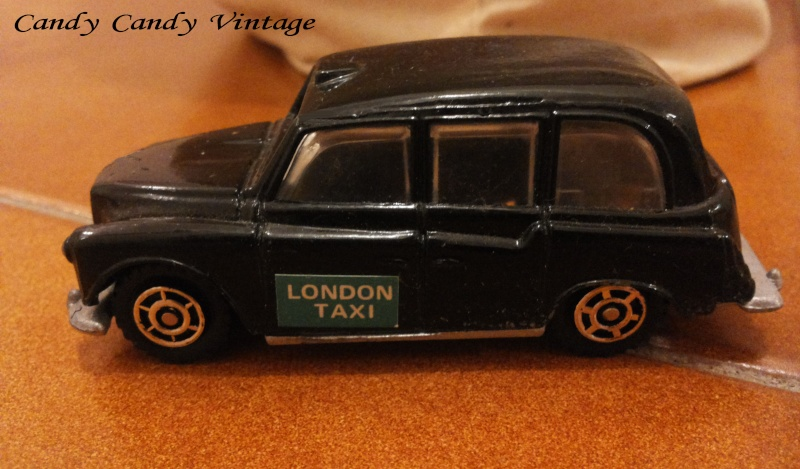 [VENDO] M. Persaud LTD. London Taxi macchinina Vintage rara 20141115