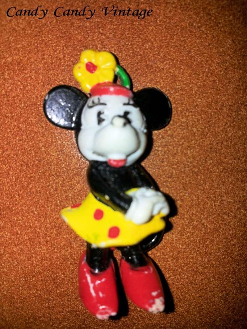 [VENDO] Sorpresina pupazzetto personaggio MINNIE Disney Vintage anni 70 80 20141118