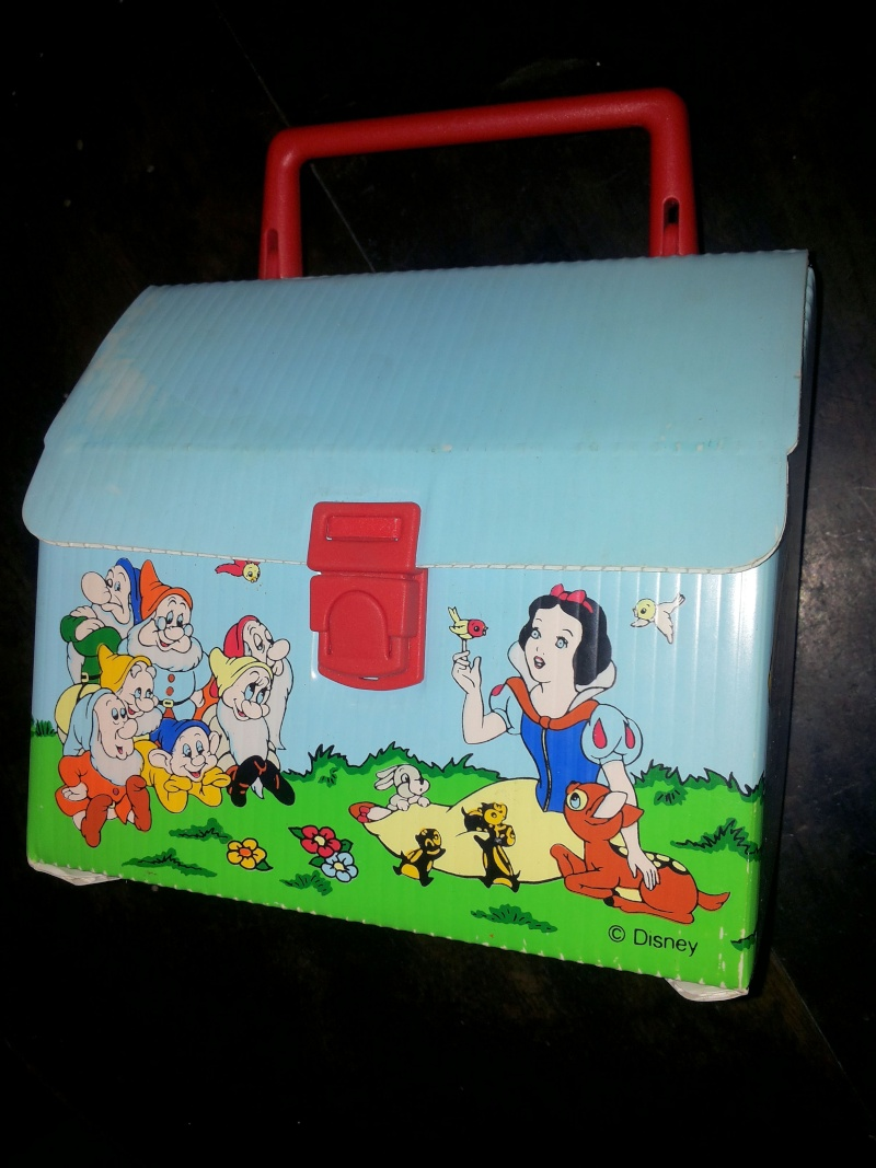 [VENDO] Cartella borsetta Biancaneve Snow white Disney Vintage anni 80 20141236