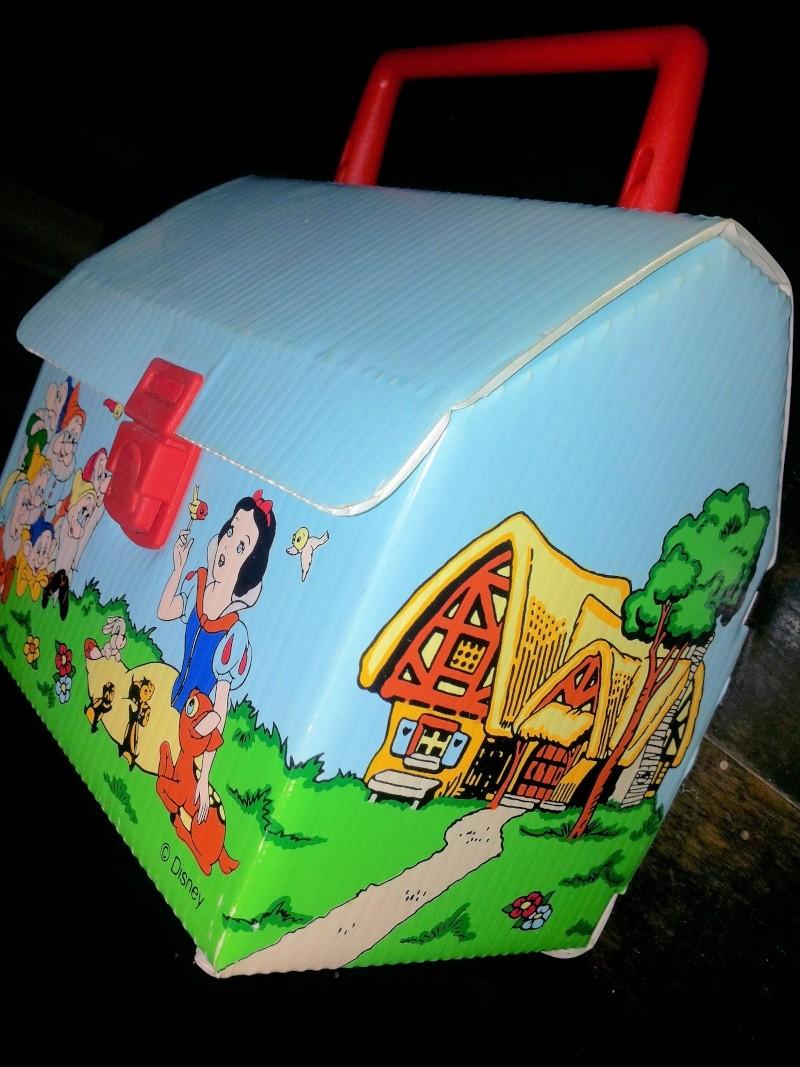 [VENDO] Cartella borsetta Biancaneve Snow white Disney Vintage anni 80 20141237