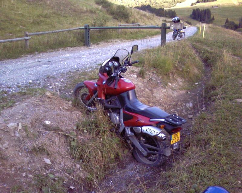 garde boue AR en ras de roue Duke Fundur10