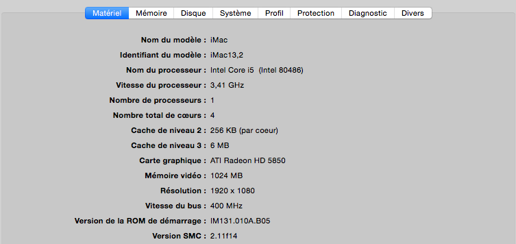 Lags HD5850 (Résolu) Onyx10