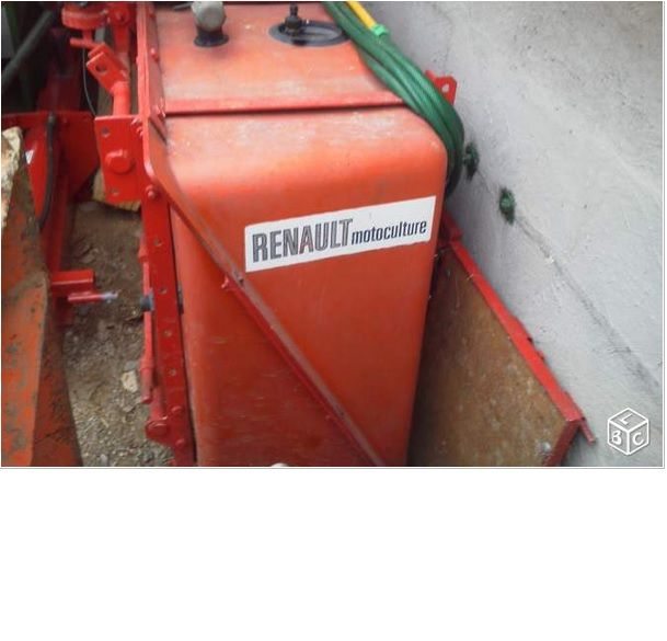 pulvé pour micro tracteur Pulvy14