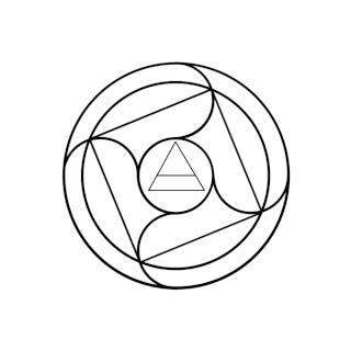 Existent transmutation circles Basic-11