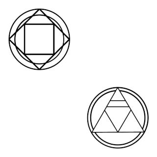 Existent transmutation circles Form-a10