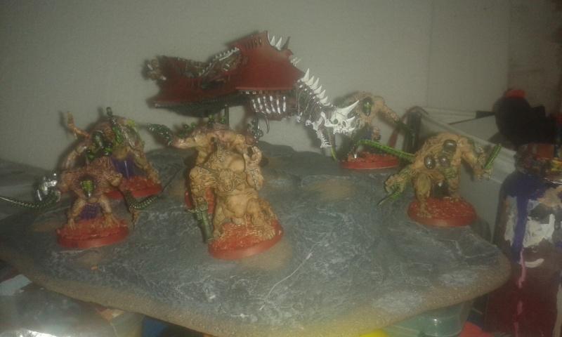 Warshrine Chaos Mutants as Grotesques Dioram12