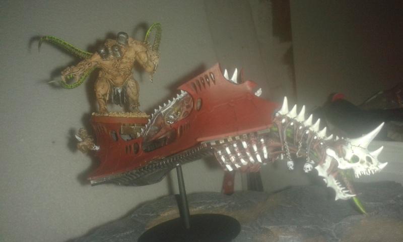 Warshrine Chaos Mutants as Grotesques Dioram14