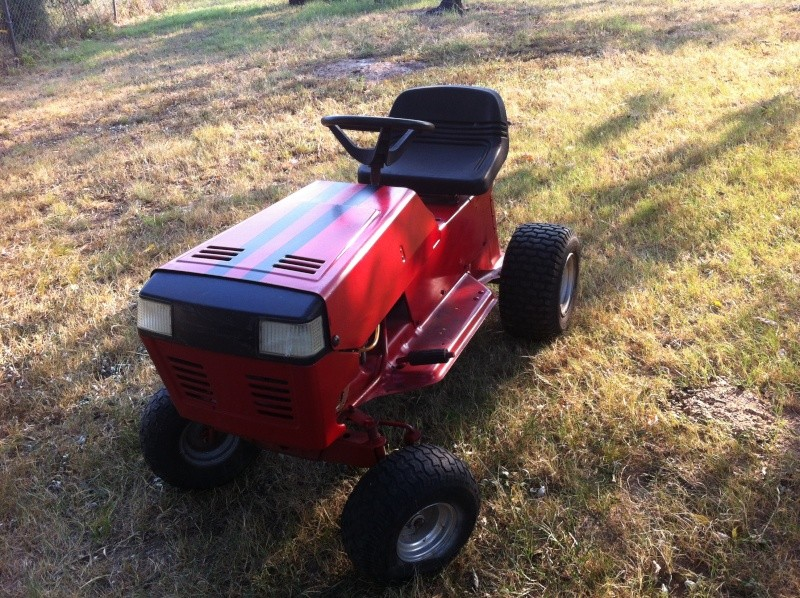 Murray Rally/Utility Mower Img_0711