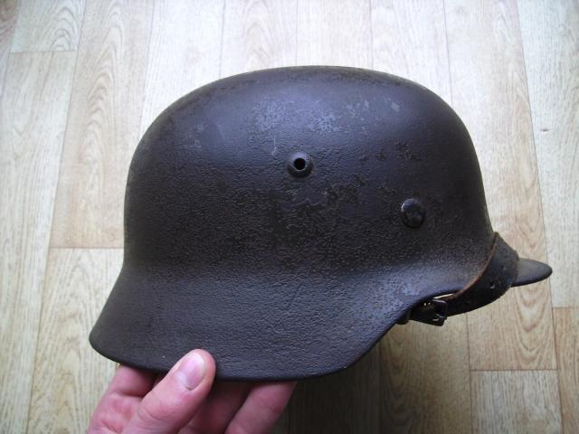 Petit lot de casques allemands 11731610