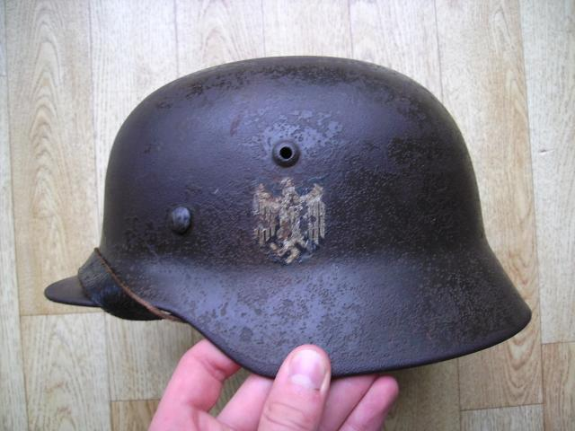 Petit lot de casques allemands 11731711
