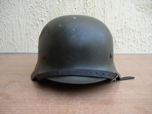 Petit lot de casques allemands Kgrhqm11