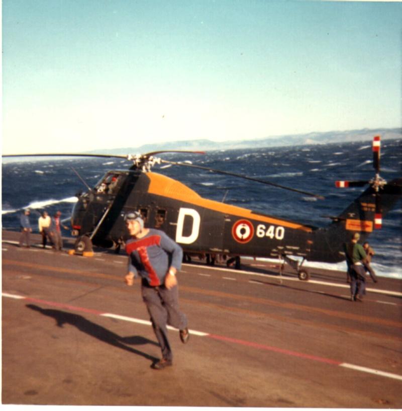 [Vidéo] PA FOCH - Campagne Pacifique 1966 Navy3611