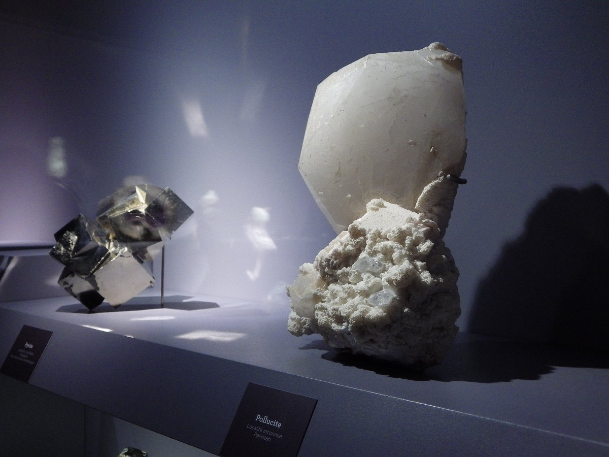 Photos exposition « Trésor de la Terre ». Sphot114