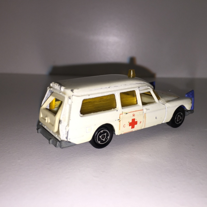 N°206 Citroën Ds Ambulance Img_0917