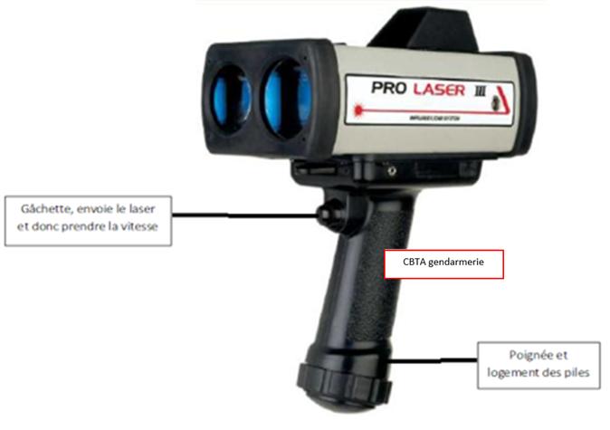pro laser J10