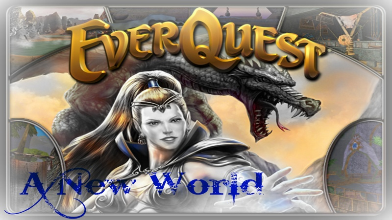 EverQuest: A New World