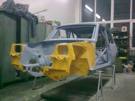 Renault 5 Alpine Gr.2 210
