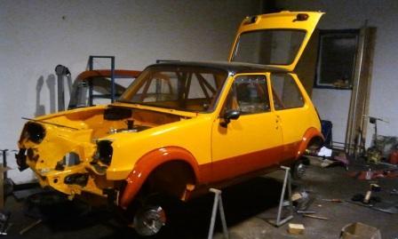Renault 5 Alpine Gr.2 410
