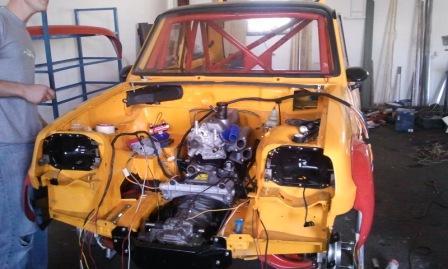 Renault 5 Alpine Gr.2 510