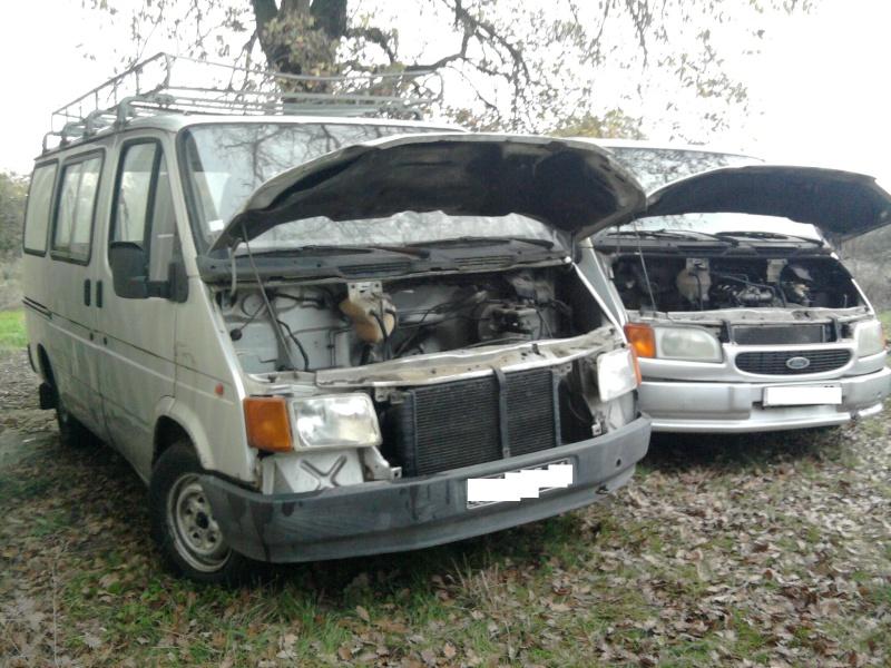 [MK3]  FORD TRANSIT  L   de 1991  reparation complete Photo112