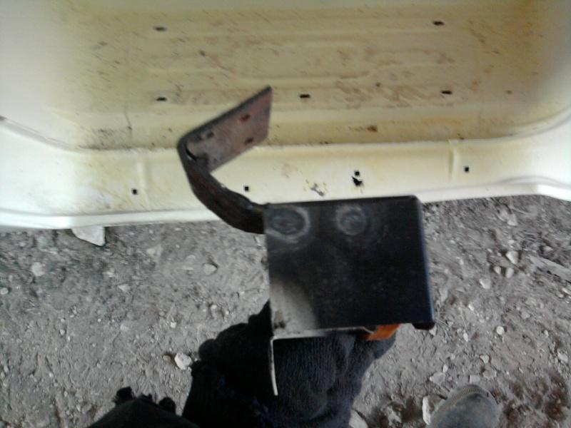 [MK3] TRANSIT TRIBENNE DE 1991 MK3 A REPARER - Page 5 Photo167
