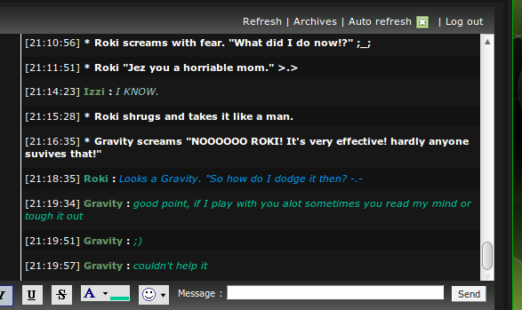 Meanwhile in the Chatbox... - Page 3 Screen23