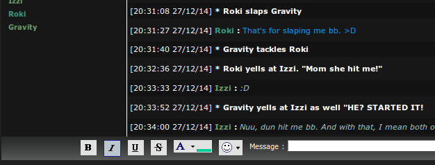 Meanwhile in the Chatbox... - Page 3 Screen27