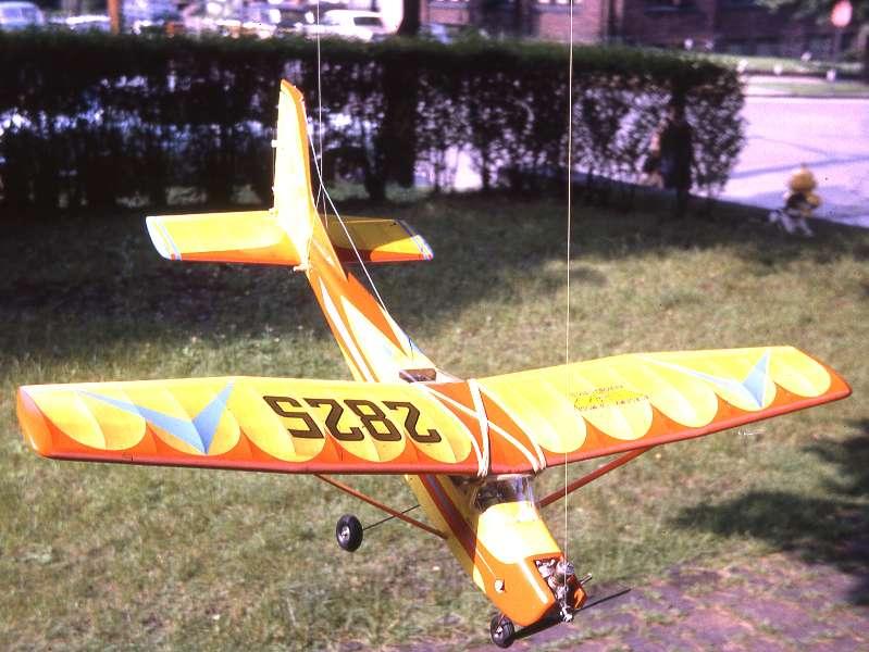 1959 Fox Rocket .09 Skylan11
