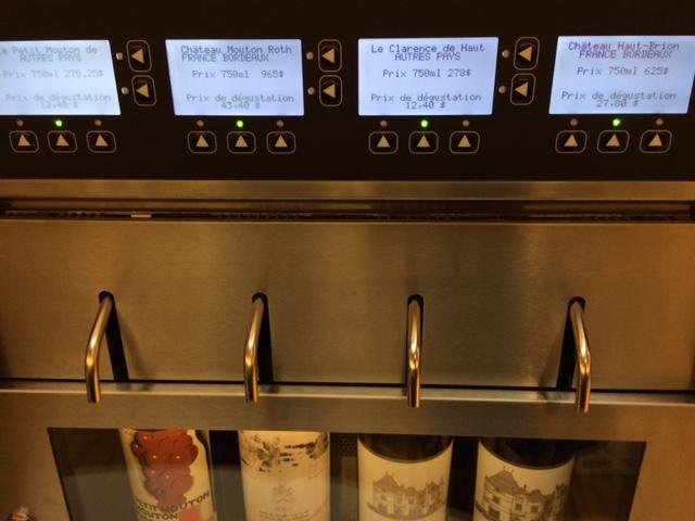 Les machines à Dégustation de la SAQ Img_2412