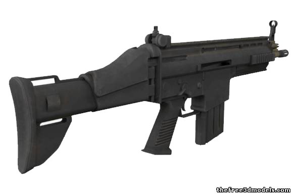 New Weapon Scar H Scar_h14