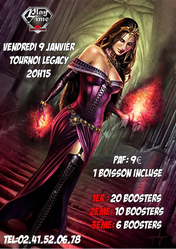 Tournoi Legacy le 09 Janvier 2015 10418511