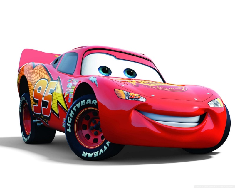 photo montage pour l'anniversaire de mon fils theme cars Mcquee10