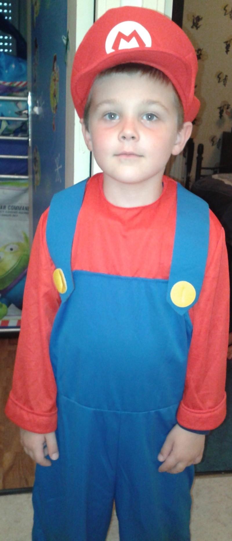 anniversaire de mon fils thème MARIO Mario_10