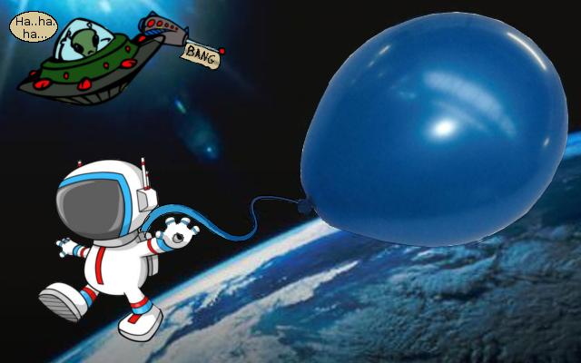 """""""Parachute"""" depuis l'orbite basse (ISS) Fuite10"""