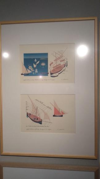 Izložba Terce jadranskih brodica Velimira Salamona Img_2280