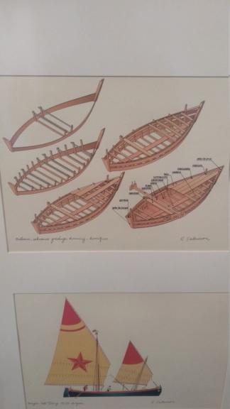 Izložba Terce jadranskih brodica Velimira Salamona Img_2282
