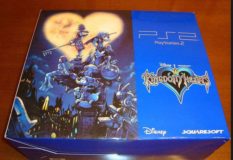 RECH Pack PS2 Kingdom Hearts Pack_k10