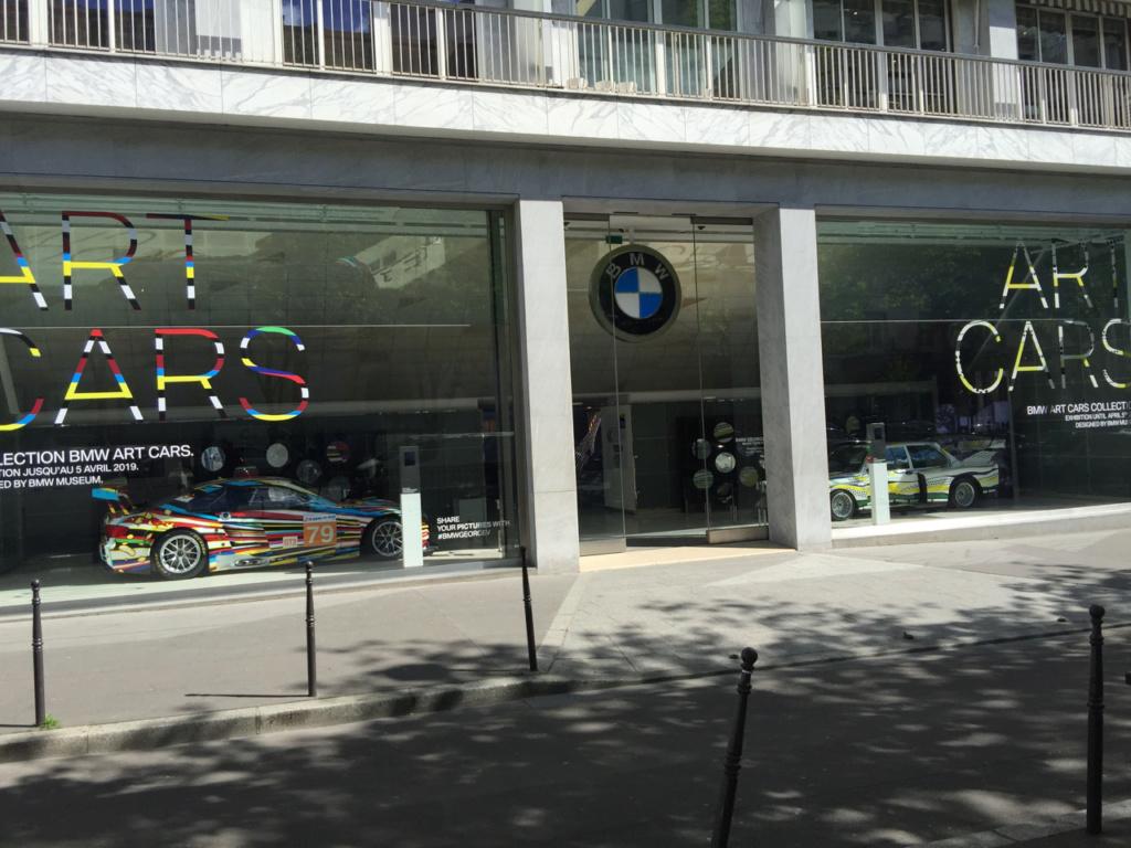 Art CARS au BMW Brand Store  Arts_c20